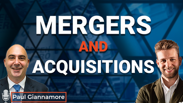 Ep.23 Mergers and acquisitions
