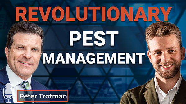 Ep.3 Revolutionary Pest Management