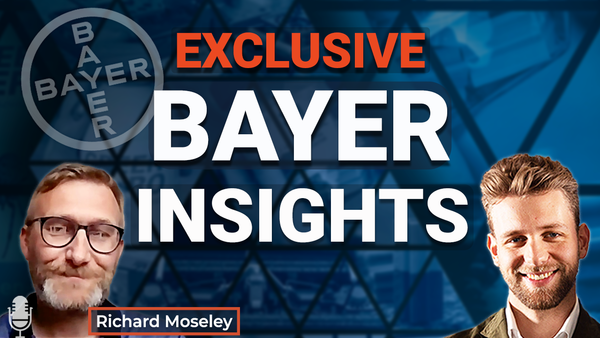 Ep.11 Exclusive Bayer insights