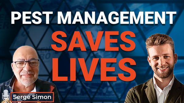 Ep.21 How Pest Management Can Save Lives