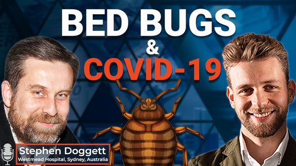 Ep.18 Bed Bug and Covid 19