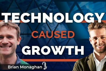 Ep.38 Technology led growth
